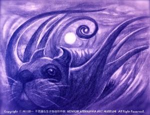 霜月のバターグール犬